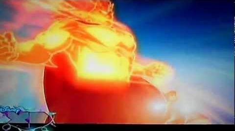 Inazuma Eleven - Parada Celestial Grado 5 HD