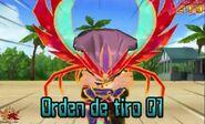 Orden de tiro 01 3DS 1