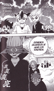 Maldicion occult manga