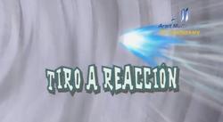Tiro a reaccion