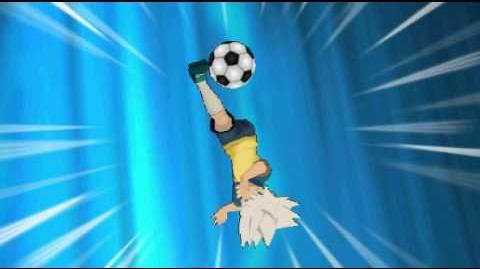 Inazuma Eleven Strikers 2012 Xtreme Meteor Shower