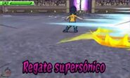 Regate supersónico 3DS 8