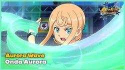 Aurora Wave Onda Aurora Perfect Spark Inazuma Eleven - Orion no Kokuin
