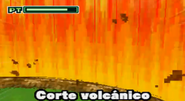 Corte volcánico ds 3