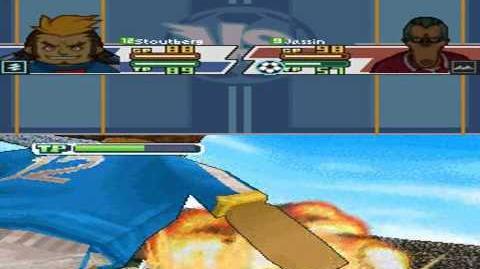 Inazuma Eleven 3 - Ignición (DS Japonés)