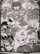 Inazuma Japón Legendario (Manga)