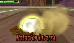 Rotación inversa 3DS 4