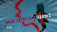 Golpe Cataclismo G2