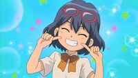 Haruna feliz