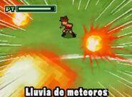 Lluvia de meteoros ds 3
