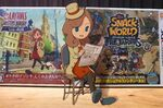 Cameo de JP - Promo Layton y The Snack World