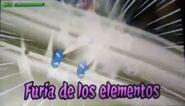 Furia de los elementos 3DS 3