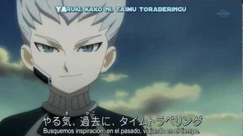 Inazuma Eleven GO Chrono Stone - Opening 3 HD