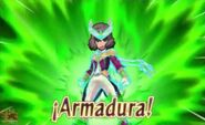Magister armadura 3DS