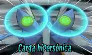 Carga hipersónica 3DS 6