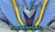 Carga hipersónica 3DS 7