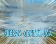 Fuerza Centrífiga 4