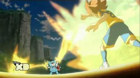 Inazuma Eleven GO Chrono Stone Mixi Max Trans TEZCAT