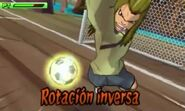 Rotación inversa 3DS 3