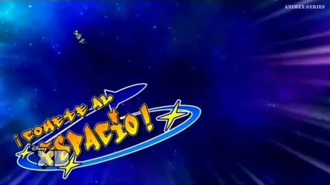 Inazuma Eleven GO Galaxy - Ginga Roketto ぎんがロケット