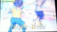 Espejismo de balón 3DS 3