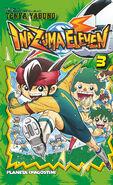 InazumaElevenMangaVOL3