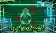 Trayectoria perfecta 3DS 3