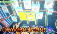 Coleccionista de cartas 3DS 3