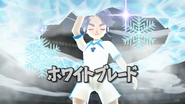 Cuchilla Blanca Wii 5