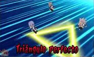 Triángulo perfecto 3DS 8