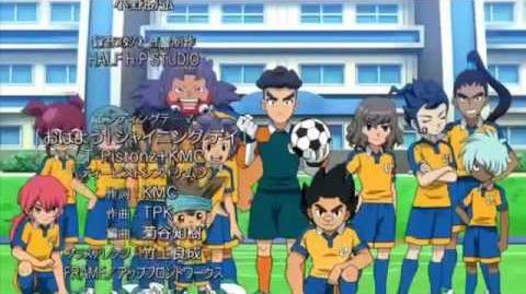 Inazuma Eleven GO Ending 04