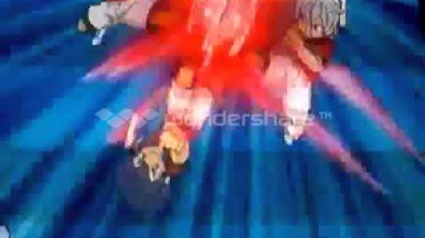 Inazuma Eleven GO Triángulo ZZ