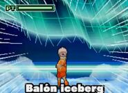 Balon iceberg ds3