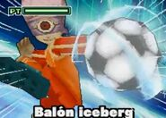 Balon iceberg ds 2
