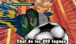 200 toques