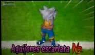 Aguijones escarlata 3DS 7