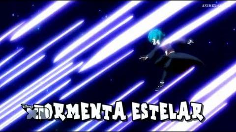 Inazuma Eleven GO Galaxy - Tormenta Estelar