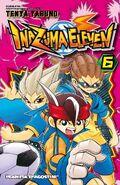 InazumaElevenMangaVOL6
