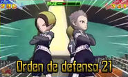 Orden de defensa 21 1