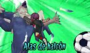 Alas de halcón 3DS 3