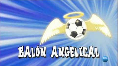 Inazuma Eleven. Balón Angelical