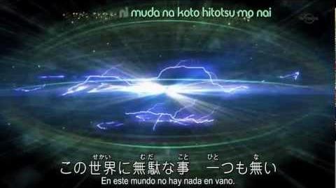 Inazuma Eleven GO Chrono Stone Opening 2 Sub