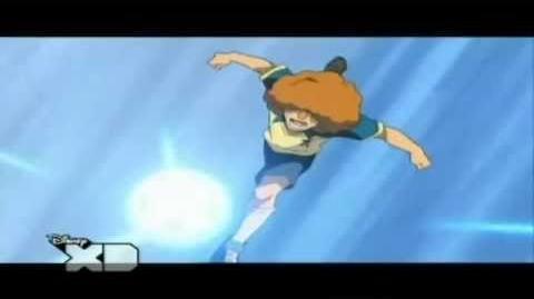 Inazuma eleven chut granada