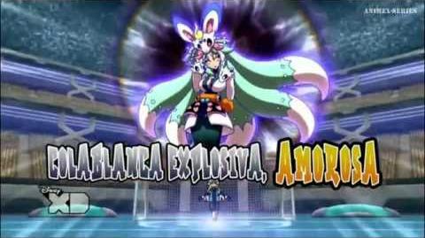 Inazuma Eleven CS Colablanca Explosiva Defensa de Muñecos-0