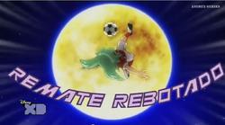 Remate rebotador