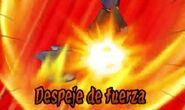 Despeje de fuerza 3DS 2
