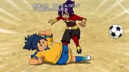 Sakamoto vs Okita 2