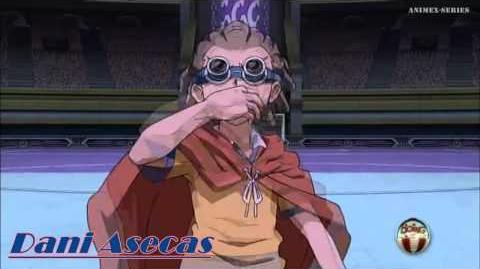 Inazuma Eleven GO La Película Centro de Gravedad