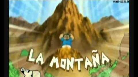 Inazuma eleven la montaña