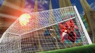 Bakunetsu Storm made a goal